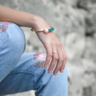 3 Ideen zum Armbänder selber machen