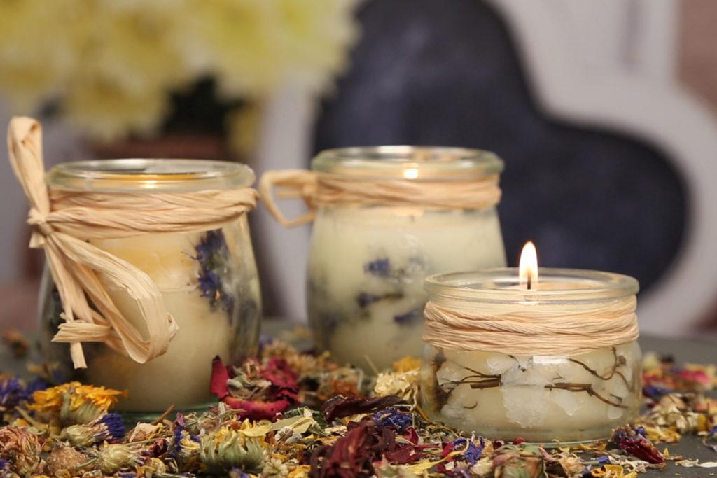 Kerzen selber machen ist einfach