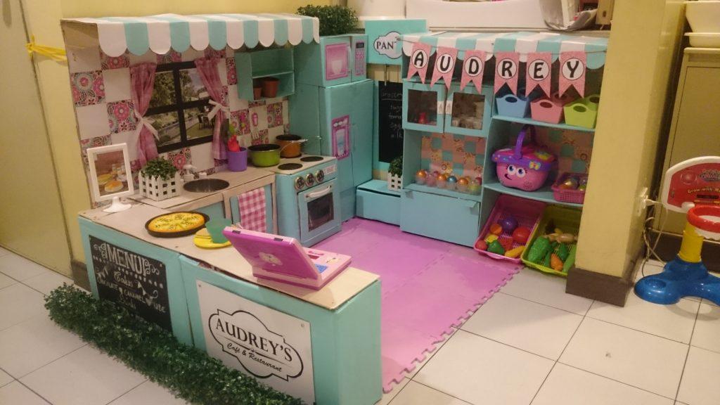 DIY Spielküche