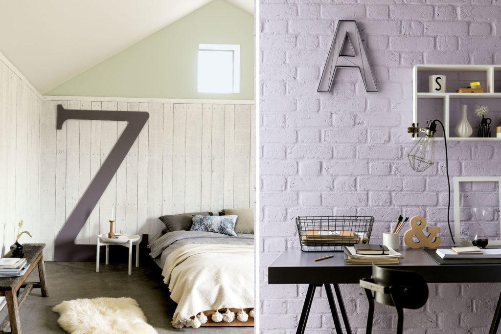 XXL Buchstaben für die Wohnung selber machen