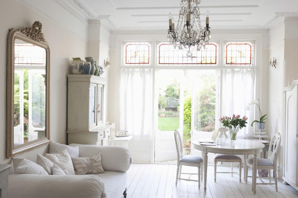 inspirationen für deko mit spiegeln - Wohnzimmer Deko Vintage