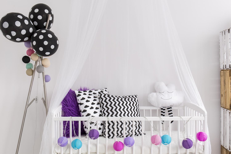 Deko babyzimmer: 5 süße ideen für kleine mädchen