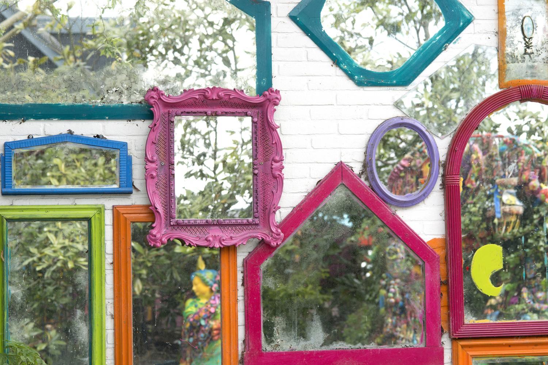 inspirationen f r deko mit spiegeln. Black Bedroom Furniture Sets. Home Design Ideas