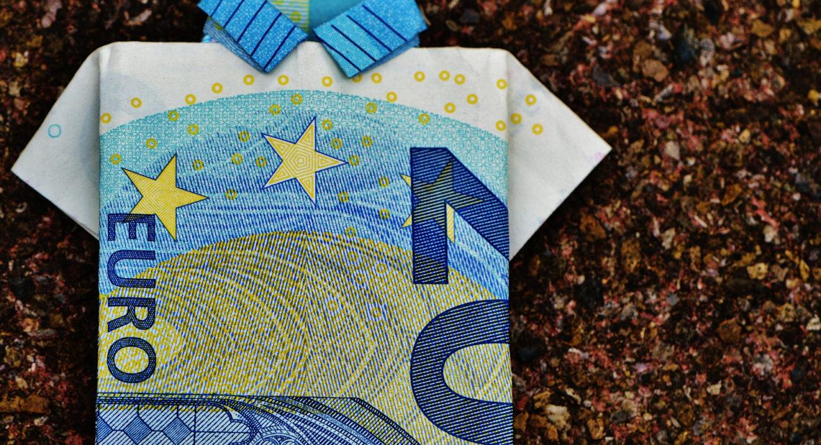 Lustige Geldgeschenke falten und verschenken