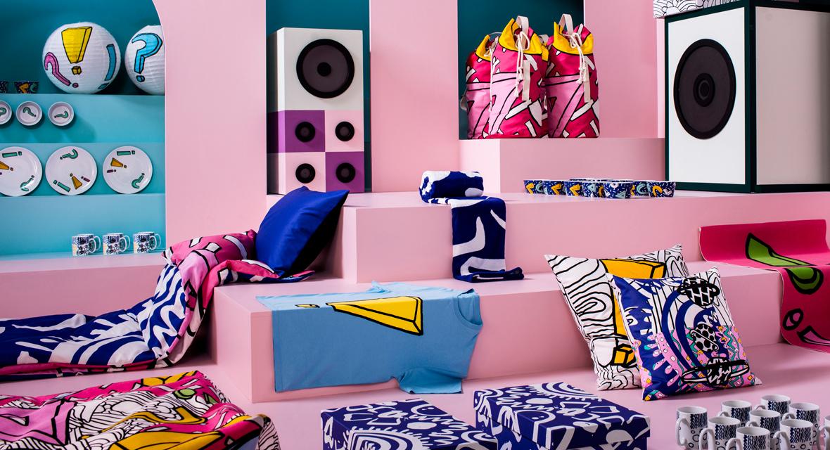 Neue Ikea Produkte: Shirts, Rucksäcke, Kissen und Co.