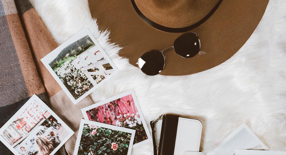 7 kreative ideen f r deine polaroids. Black Bedroom Furniture Sets. Home Design Ideas