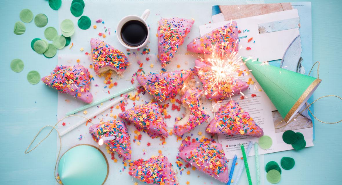 Coole Ideen für DIY Cake-Topper