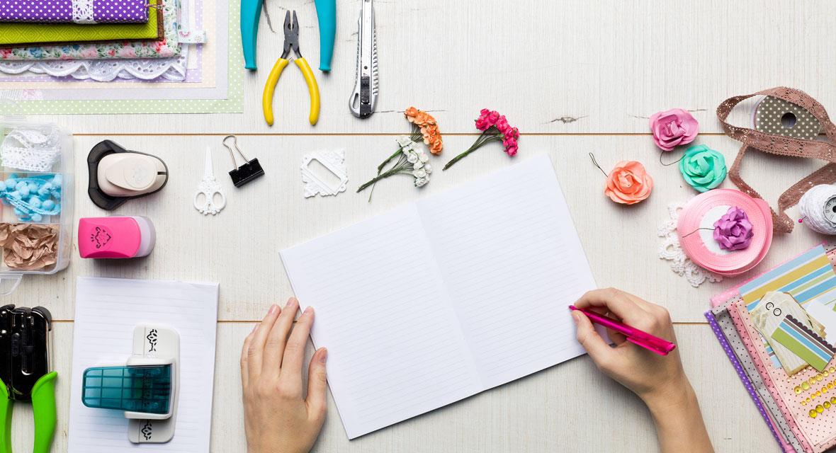 Scrapbooking ideen 5 inspirationen zum fotobuch gestalten for Fotoalbum hochzeit selber machen