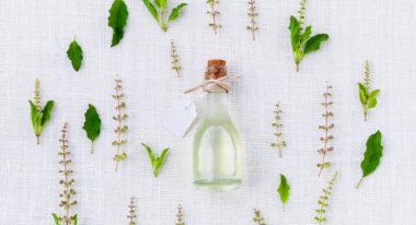 Badeöl selber machen aus natürlichen Zutaten