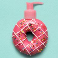 Donut Seife selber machen Anleitung