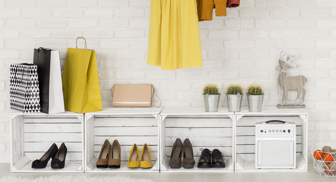 Schuhregal aus schuhkartons bauen  Schuhregal selber bauen – 3 coole Ideen für dein Zuhause