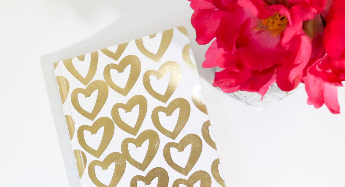 5 Ideen zum Valentinskarte basteln