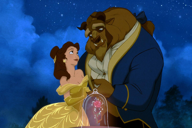 """Disneys """"Die Schöne und das Biest"""""""