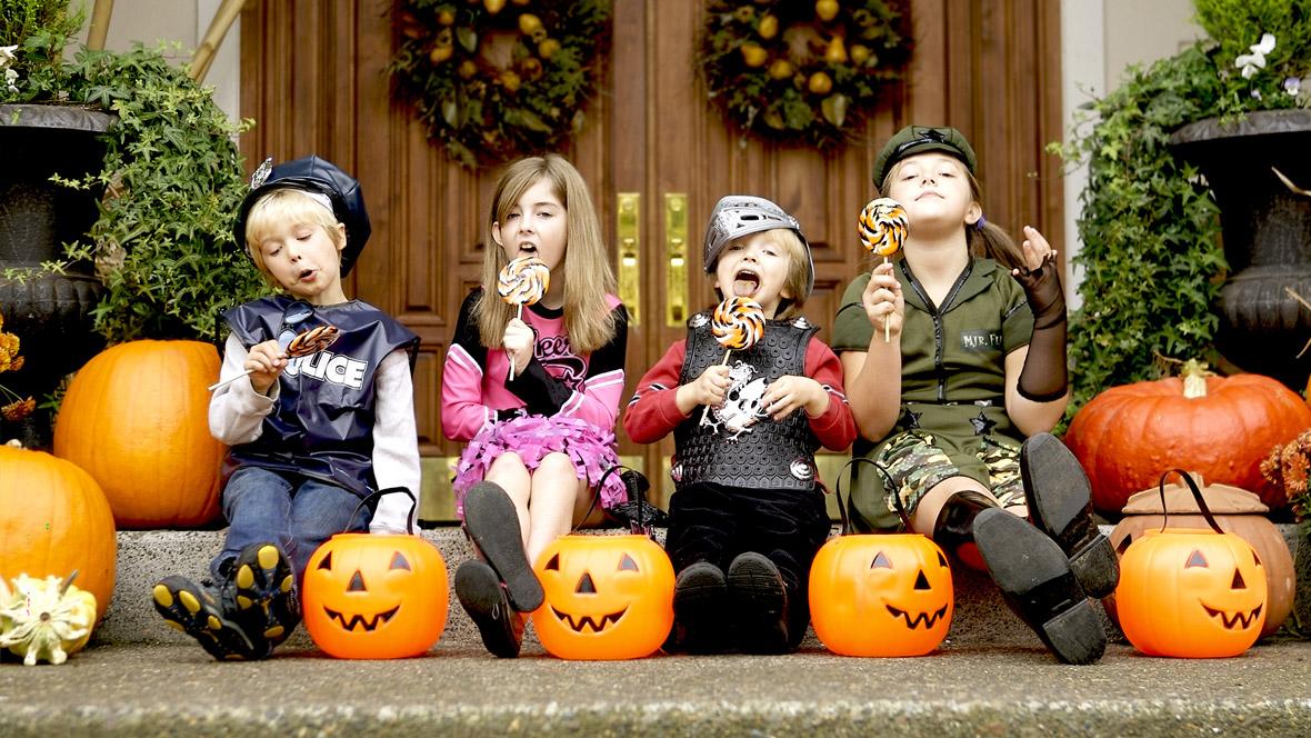 Eine Kürbis-Party für Kinder ist ein echtes Highlight an Halloween