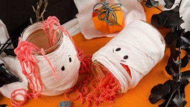 Mumien für Halloween