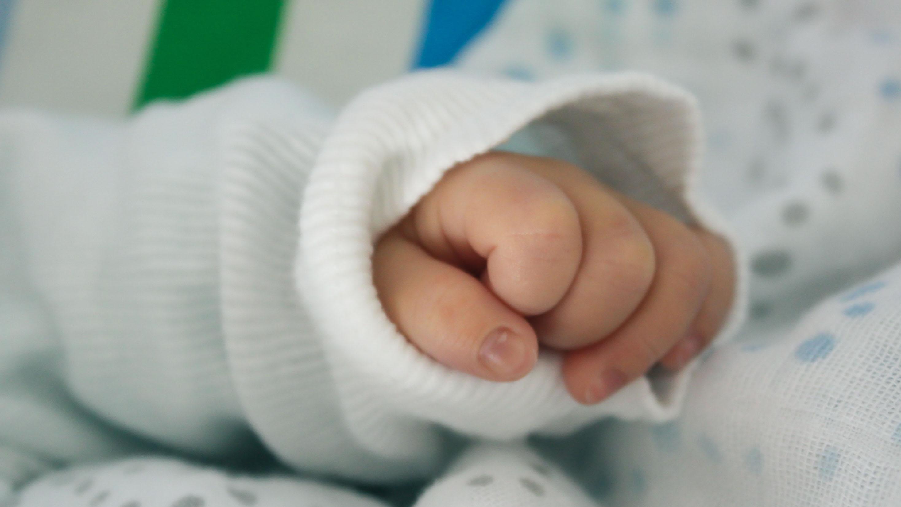 Sprüche zur Geburt sind eine schöne Möglichkeit, ein Neugeborenes zu begrüßen