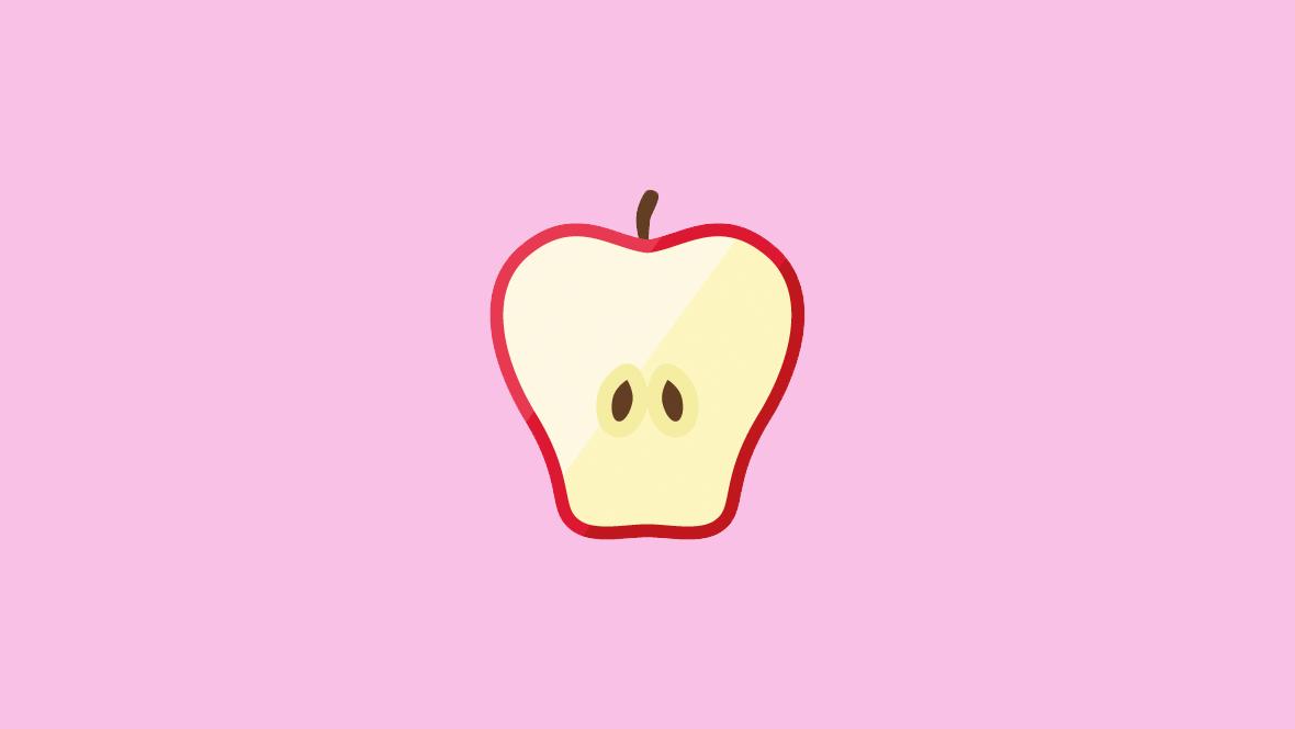 6. SSW: Dein Baby ist so groß wie ein Apfelkern