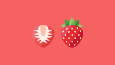 10. SSW: Dein Baby ist so groß wie eine Erdbeere