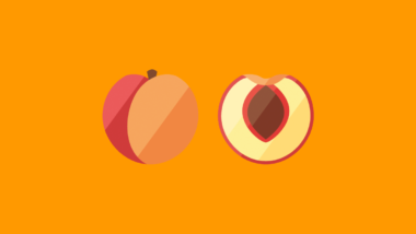 14. SSW: Dein Baby ist so groß wie ein Pfirsich