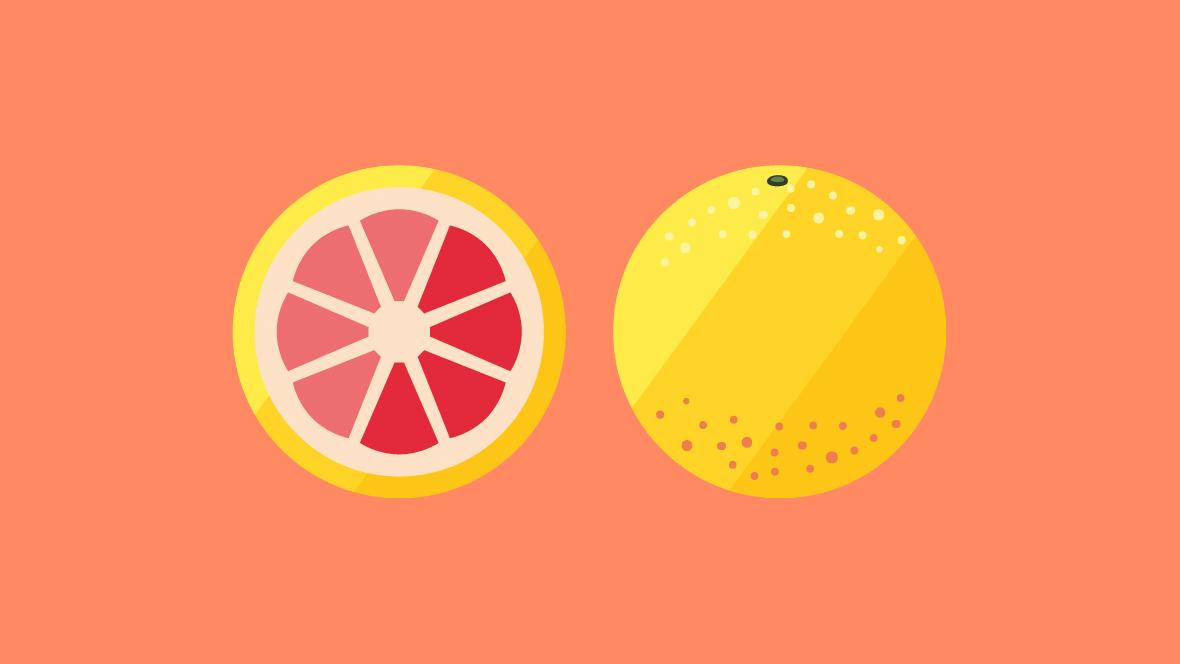 18. SSW: Dein Baby ist so groß wie eine Grapefruit