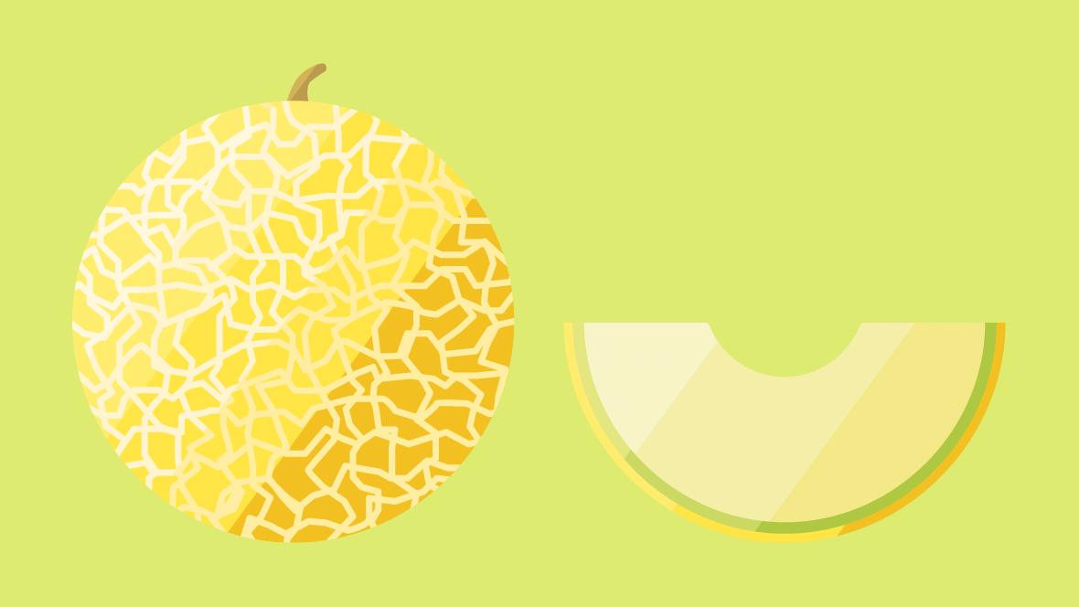 31. SSW: Dein Baby ist so groß wie eine Honigmelone