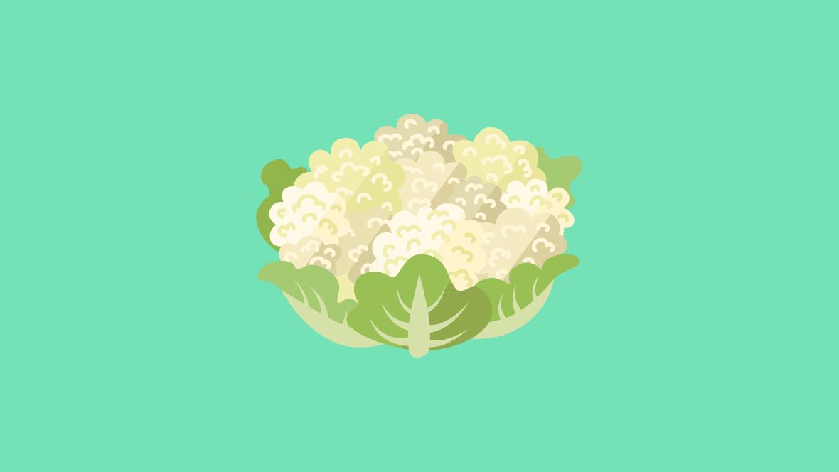 32. SSW: Dein Baby ist jetzt so groß wie in Blumenkohl