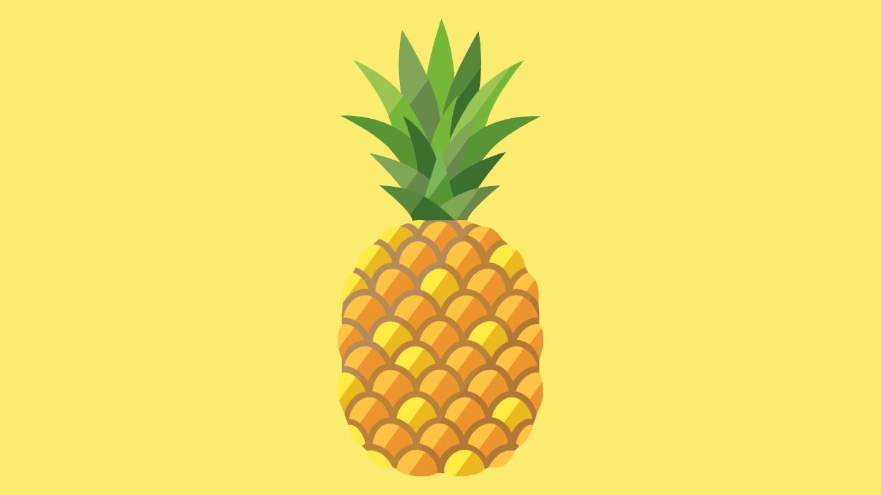 36. SSW: Dein Baby ist so groß wie eine Ananas