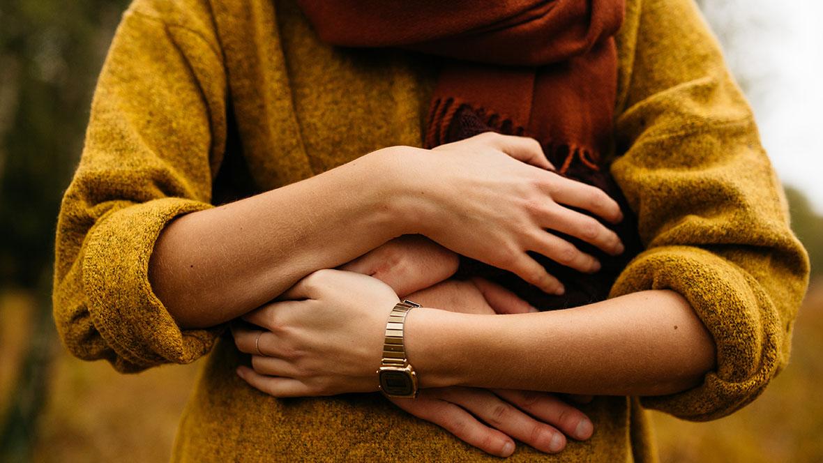 leisten ziehen in der frühschwangerschaft
