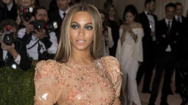 Beyoncé zeigt ihre Zwillinge Sir Carter and Rumi mit nur einem Monat auf Instagram