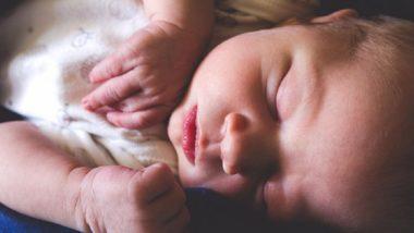 Rückenlage verhindert plötzlichen Kindstod