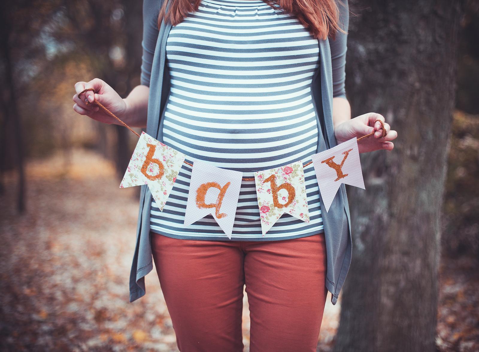 Babybauch: Ab wann wächst der Bauch? Wann sehe ich